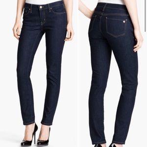 Kate Spade Broome Street skinny straight jeans